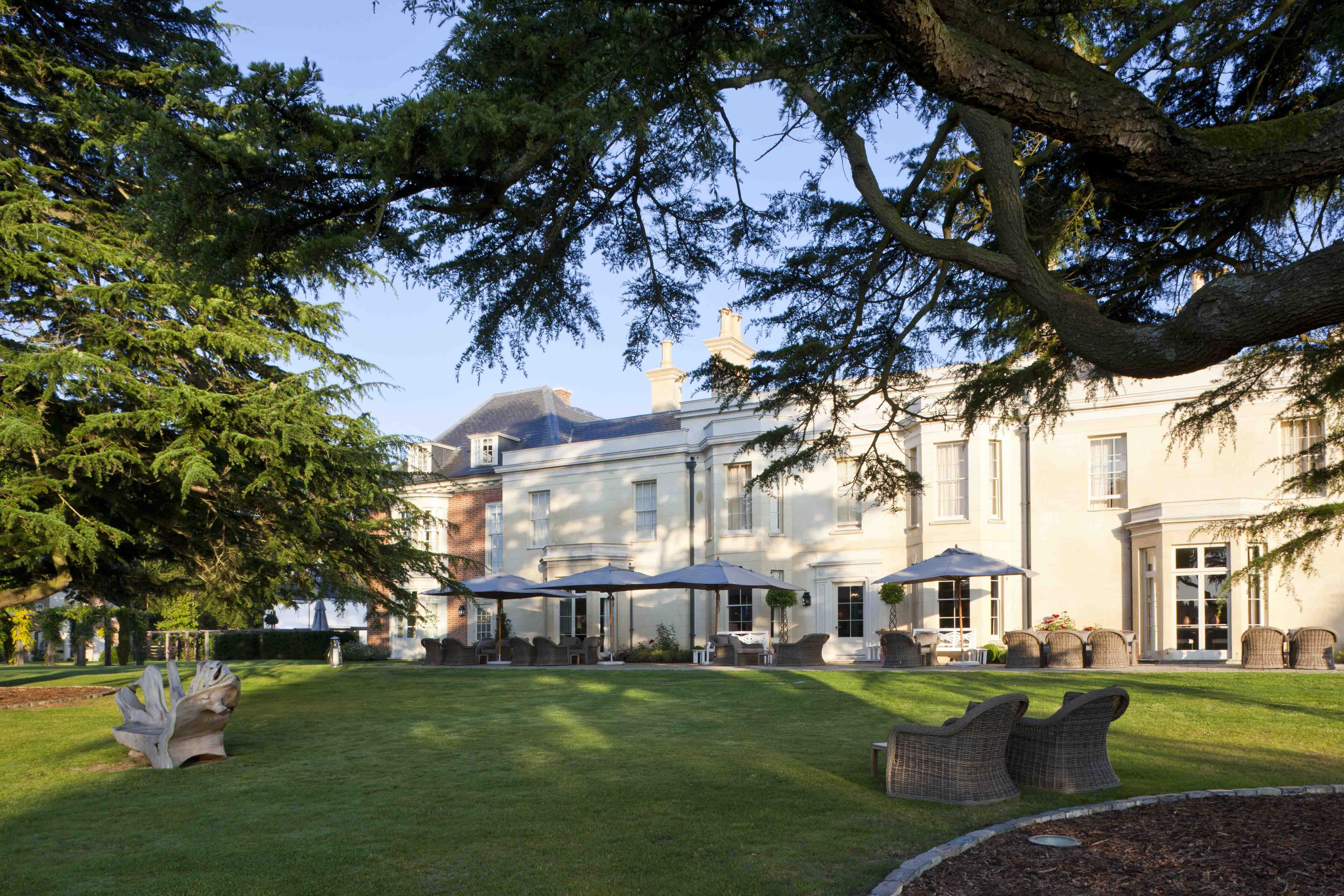 Limewood New Forest Luxury Country House Hotel England 5 Star Hampshire