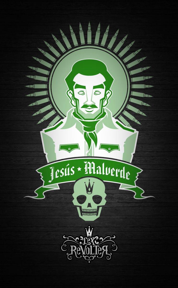 Jesus Malverde Wallpaper : jesus, malverde, wallpaper, Malverde, Ideas, Chicano, Chicano,, Mexican
