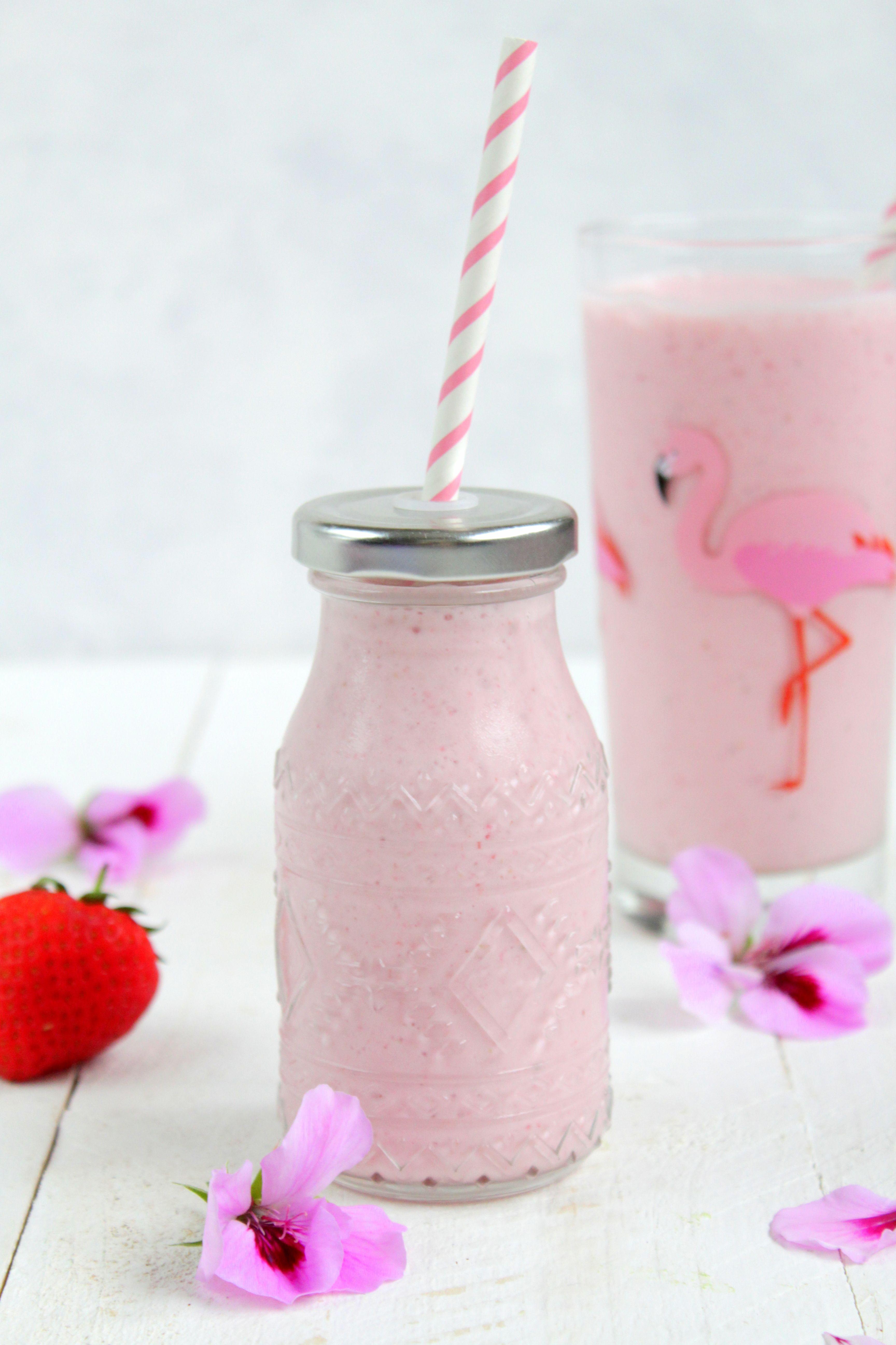 Erdbeer Lassi | TM Getränke | Pinterest | Lassi, Thermomix and Food