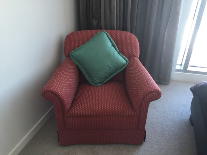 bedroom chair gumtree brisbane plastic stackable lawn chairs occasional armchairs australia north east hamilton 1119486631