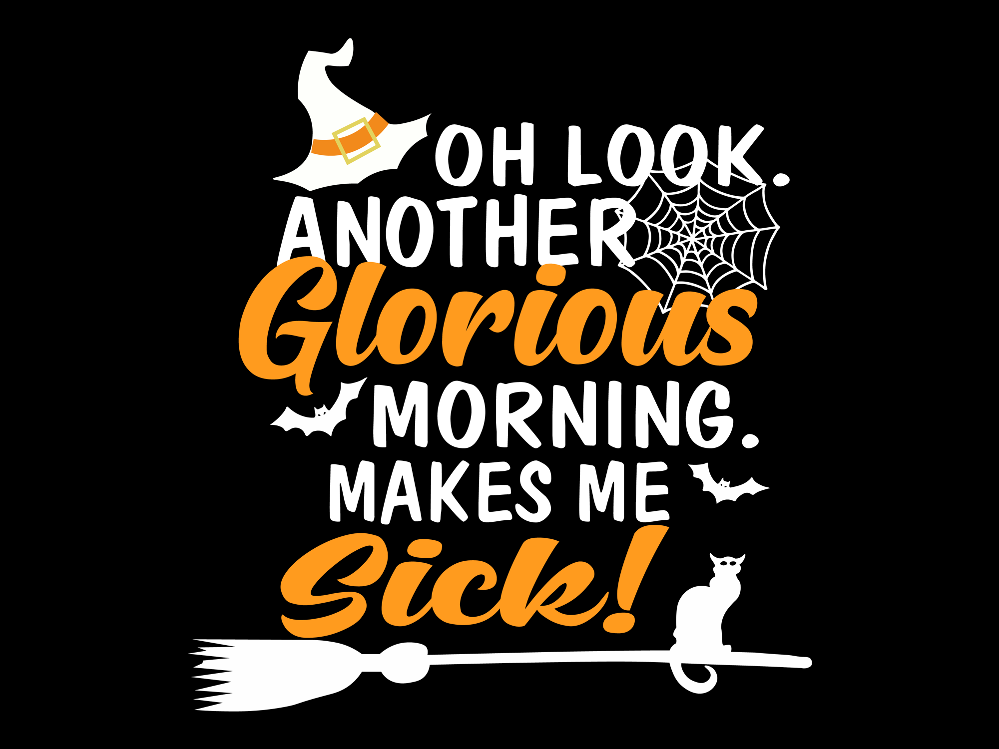Witch vector Halloween gift Clipart By Juttatee9999 ...