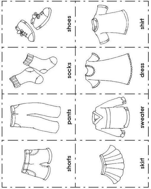 Fichas De Ingles Para Imprimir Pagina 3 Con Imagenes Ingles