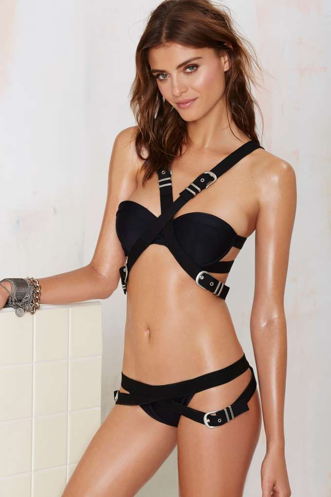d4eb2c193d2 Nasty Gal Buckle Me Up Bikini Bottom | Shop Clothes at Nasty Gal ...