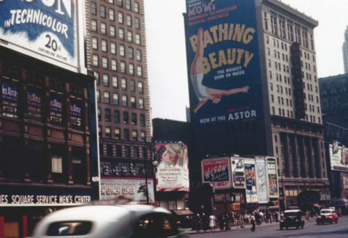 Times Square, New York, 1944