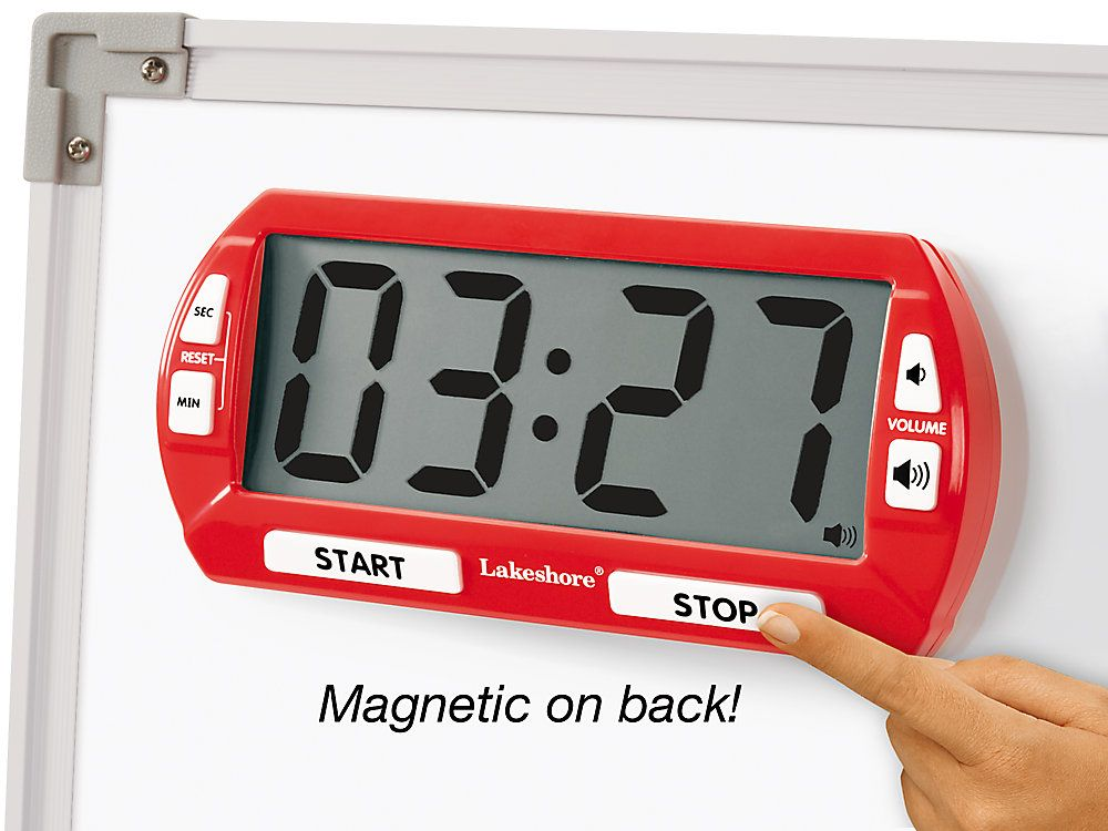 Giant Classroom Timer