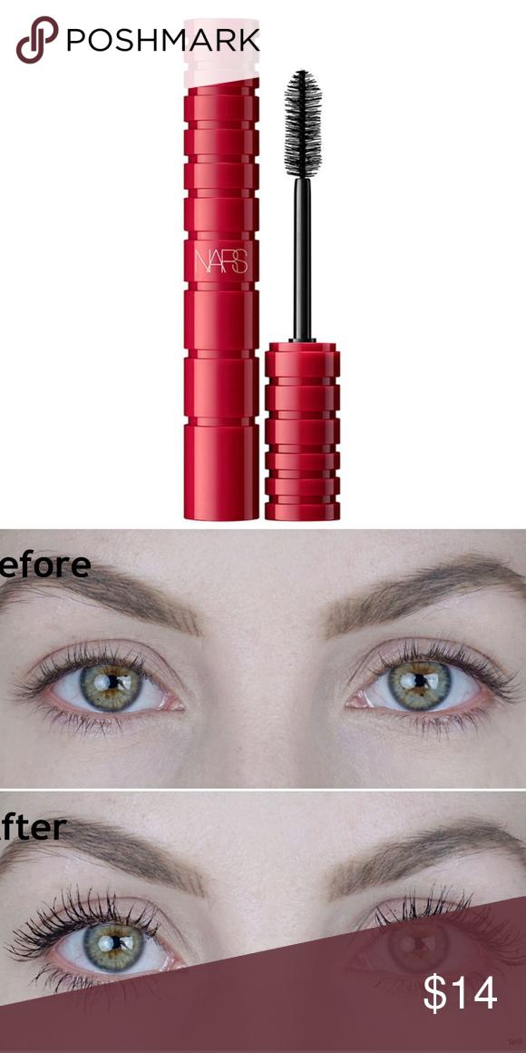 1effd117af8 NIB NARS Climax Mascara Explicit Black Full Size New in box Full size 0.21  oz /