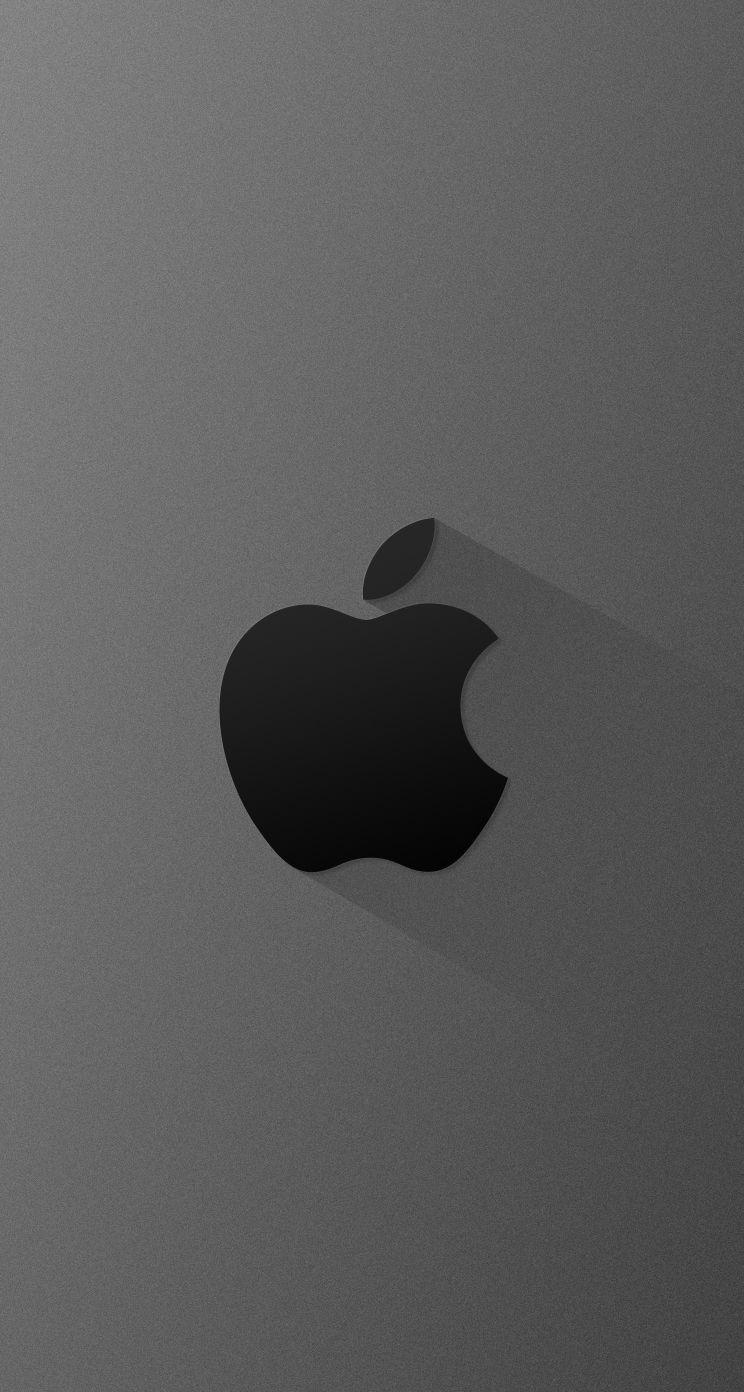 744 1392 Apple Logo Wallpaper Iphone Apple Logo Wallpaper