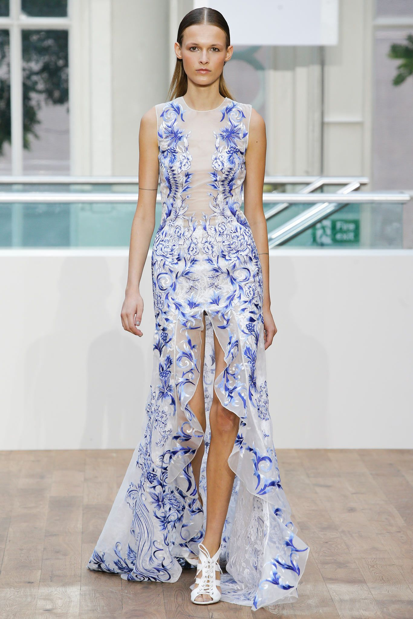 Julien macdonald spring readytowear collection gallery