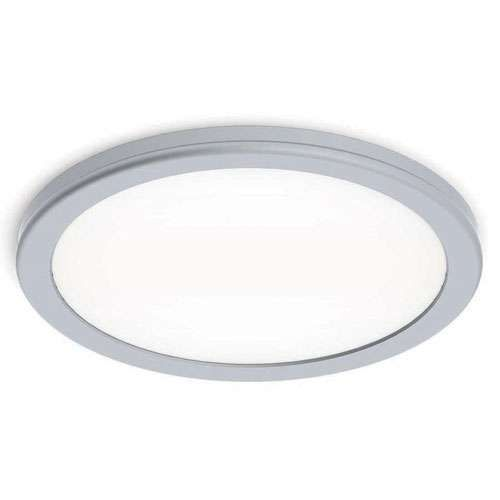 Geos 10in dweled flush mount ceiling light flush mount ceiling this comes in white or stainless 10 or 6 inches but less than and inch deep so great for low ceiling geos dwelled flush mount ceiling light by wac lighting aloadofball Images