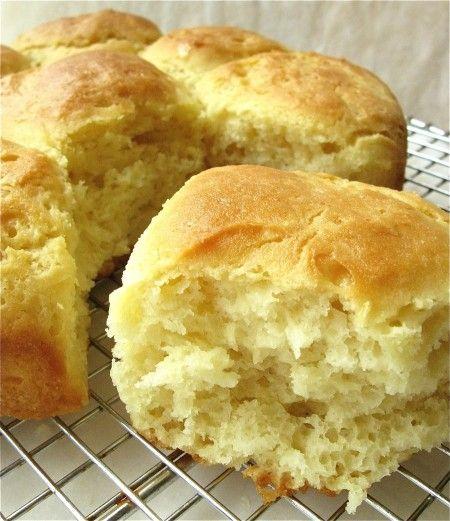 Gluten-Free High-Fiber Dinner Rolls: golden! | Flourish - King Arthur Flour's blog