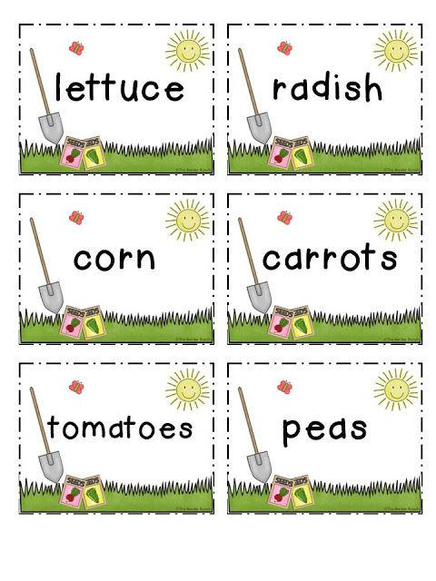graphic relating to Printable Plant Labels referred to as Printable Backyard Labels #printable #gardenlabels #Do-it-yourself