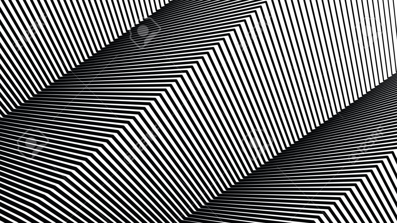 Square Line Pattern Halftone Line Background Texture Abstract