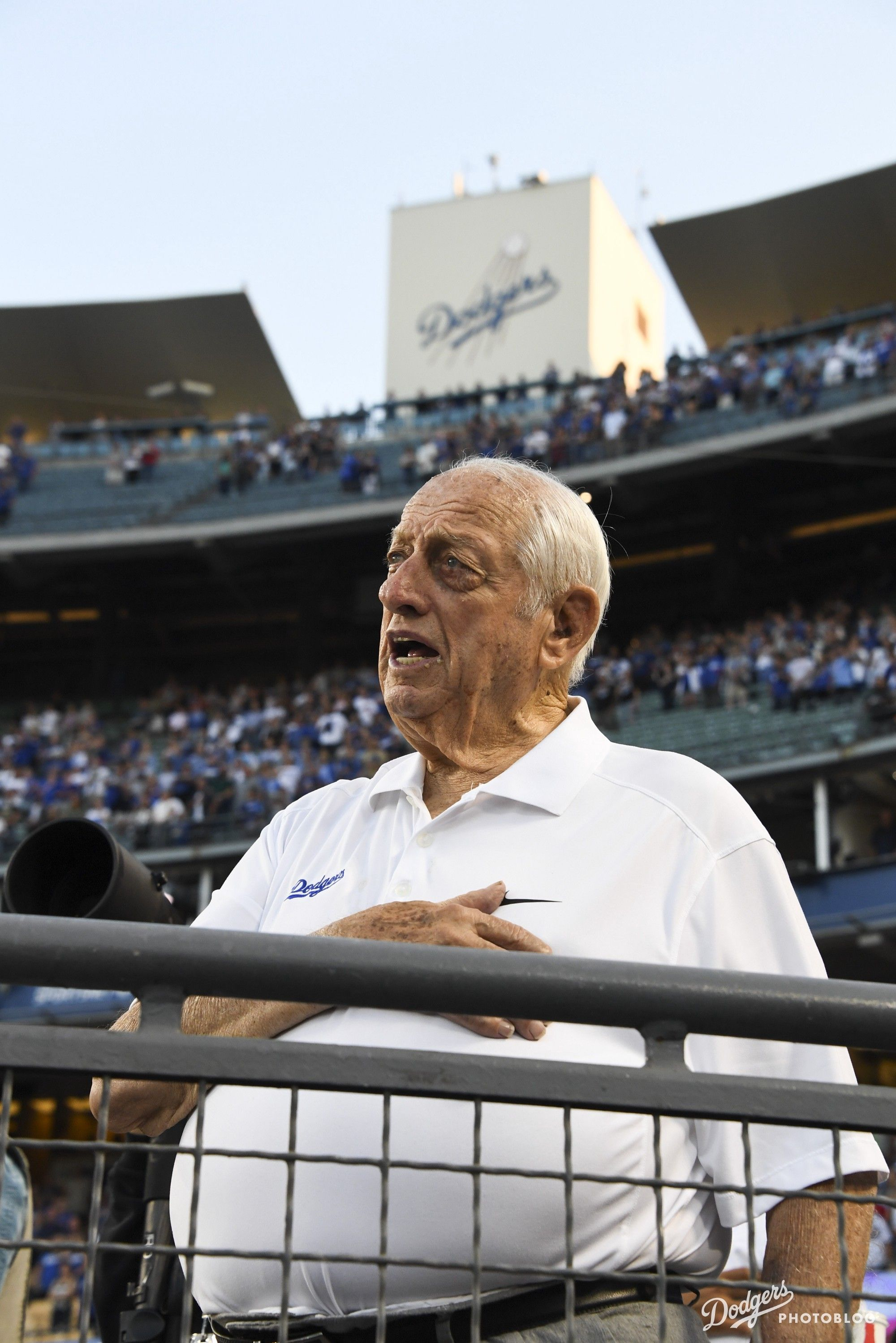 Long Live Tommy Lasorda Dodgers fan, Los angeles dodgers