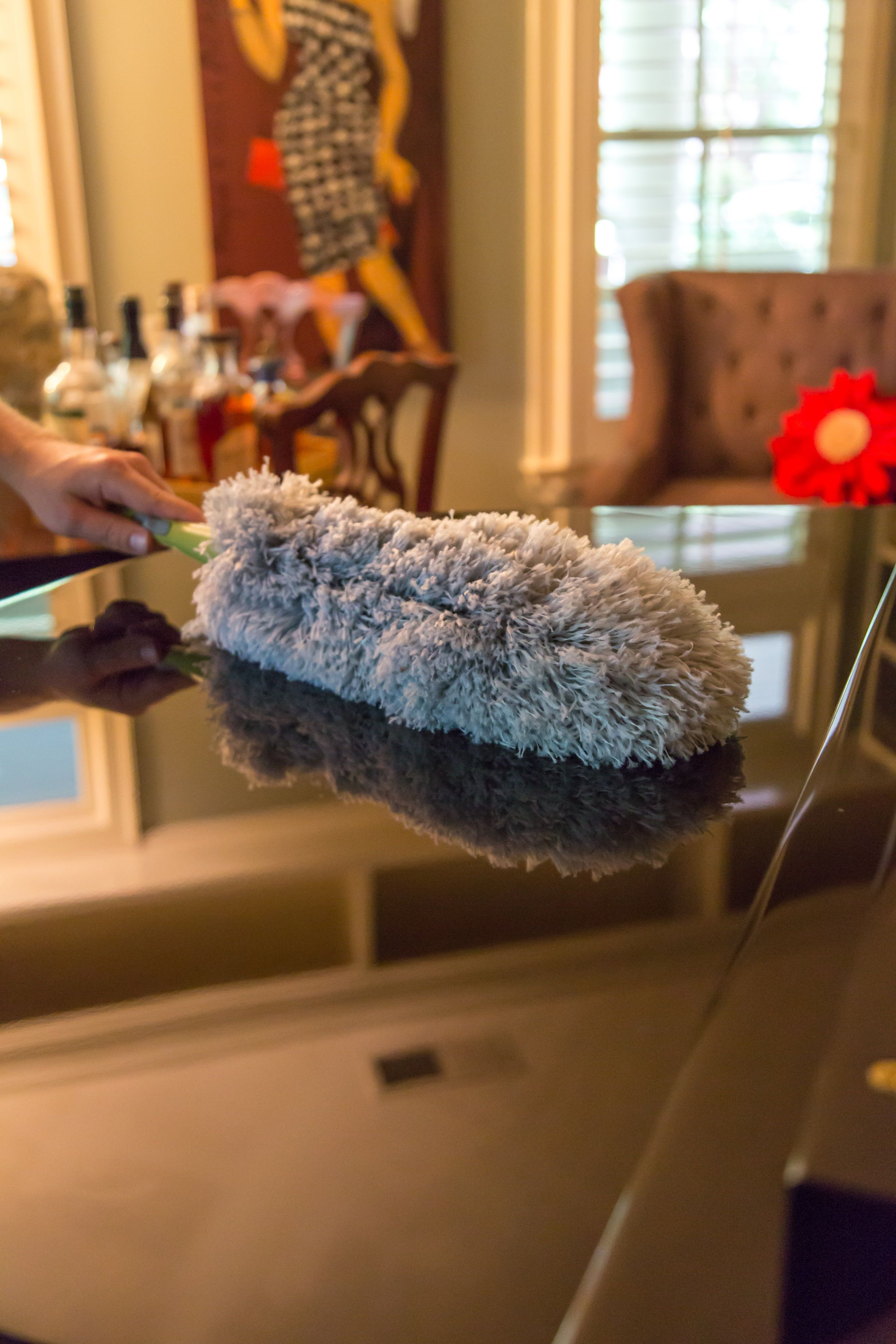 Docapole Microfiber Dusting And Cleaning Attachment Cleaning Surface Microfiber Cleaner Microfiber