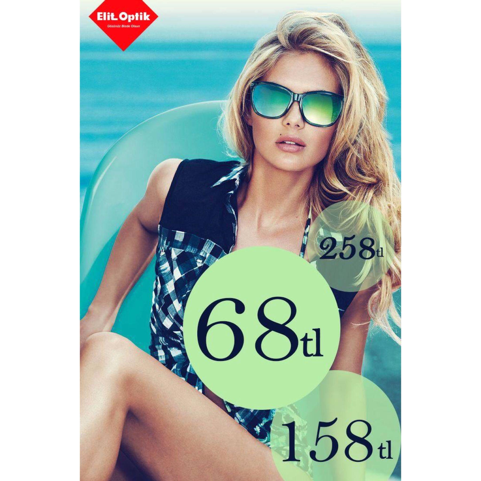 Elit Optik ile yaşasın gözlük aşkı ! İster 68 TL, İster 158 TL, İsterseniz de 258 TL  store.elitoptik.com.tr #elitoptik #istanbul #sunglasses #likes #nice #eyewear #girl #man #follow #fashion #moda #style #love #followme #fotograf #photo #happy #turkiye #smile #izmir #summer #cool #smile #beautiful #elitoptiktebüyüksezonsonuindirimibaşladı #sale