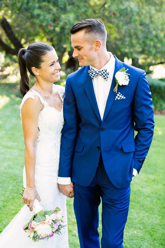 Kate Mikes Relaxed Western Australian Wedding