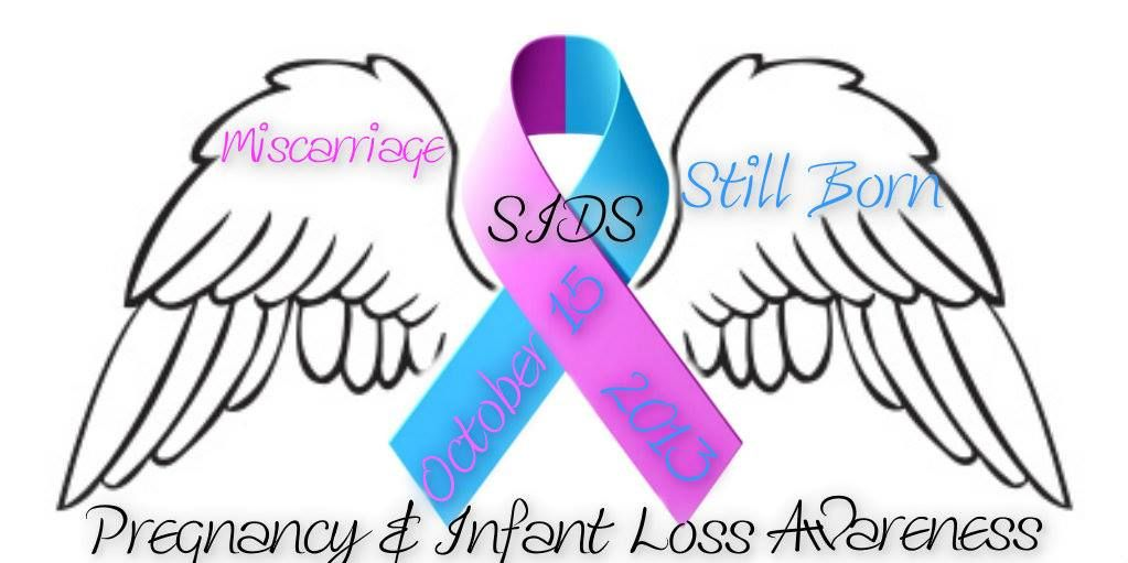 #miscarriage #stillbirth #SIDS #October #awareness