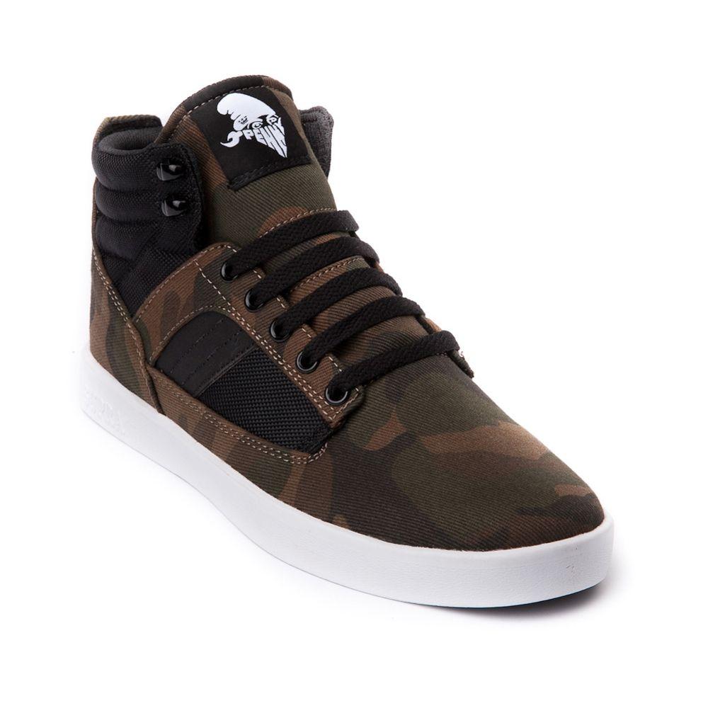 Mens Supra Mobb Deep Bandit Skate Shoe