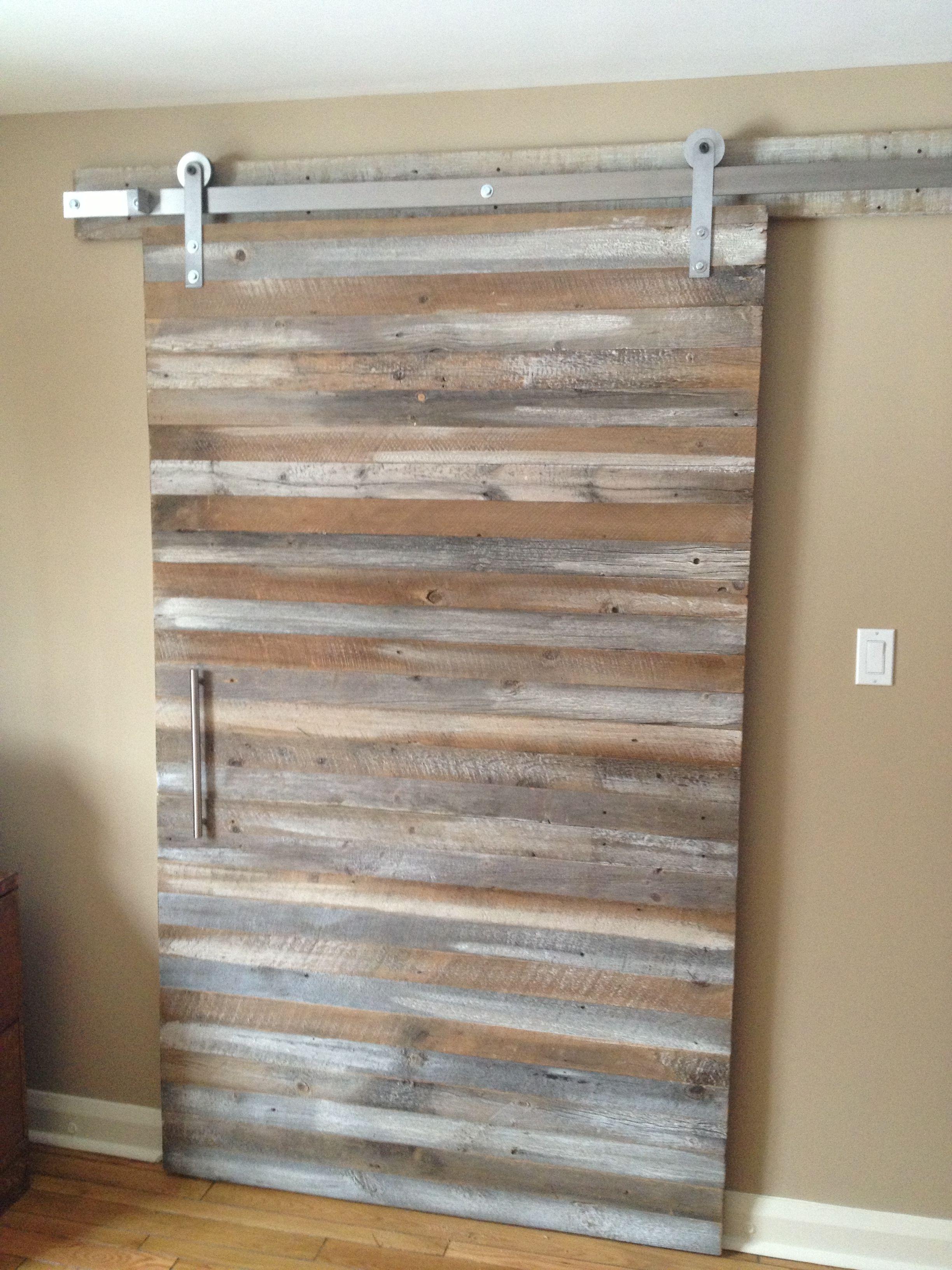 Contemporary Wooden Doors Modern Barn Doors Accessories Customized