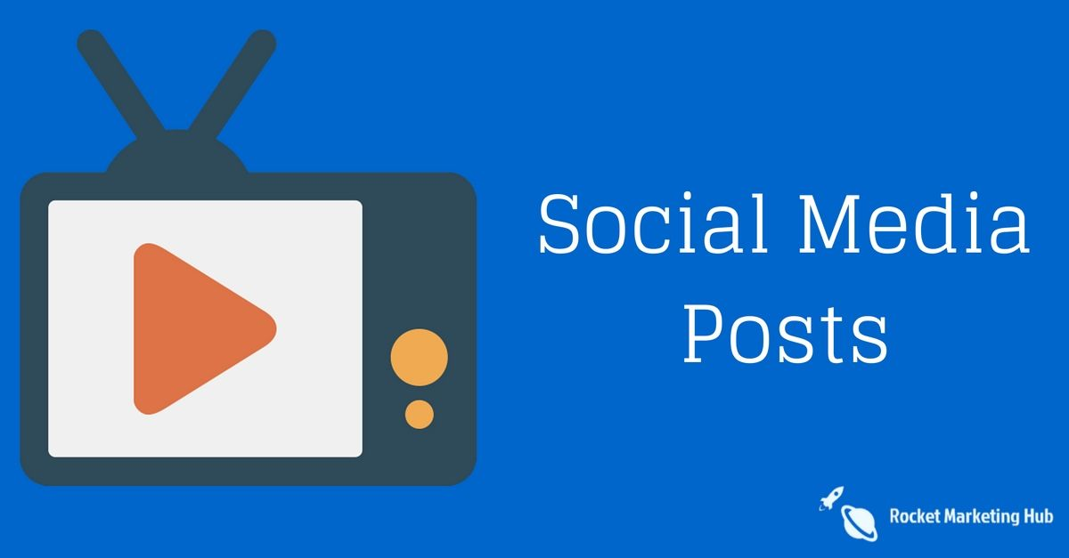 When it comes to Social Media how long should your post be? Well there is a correct answer I will share with you..