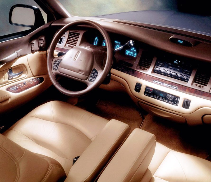 1997 Lincoln Town Car Signature Series Lincolnmotorcar Showcase