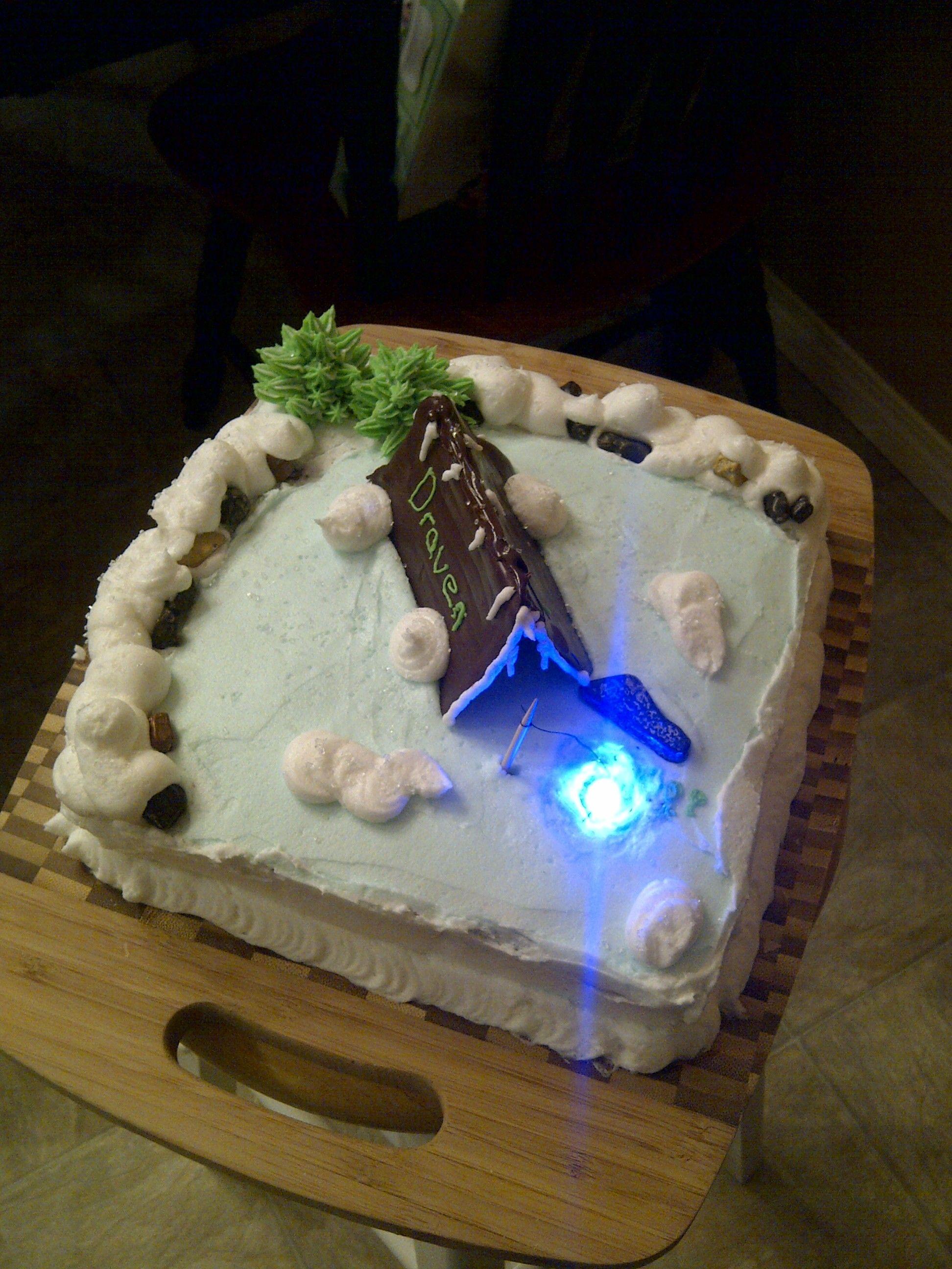 Cake Decorating Service