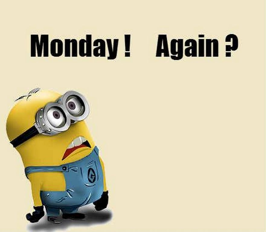 Minion Monday Quotes: Today Minions Funny Sayings October 2015 (12:33:31 AM