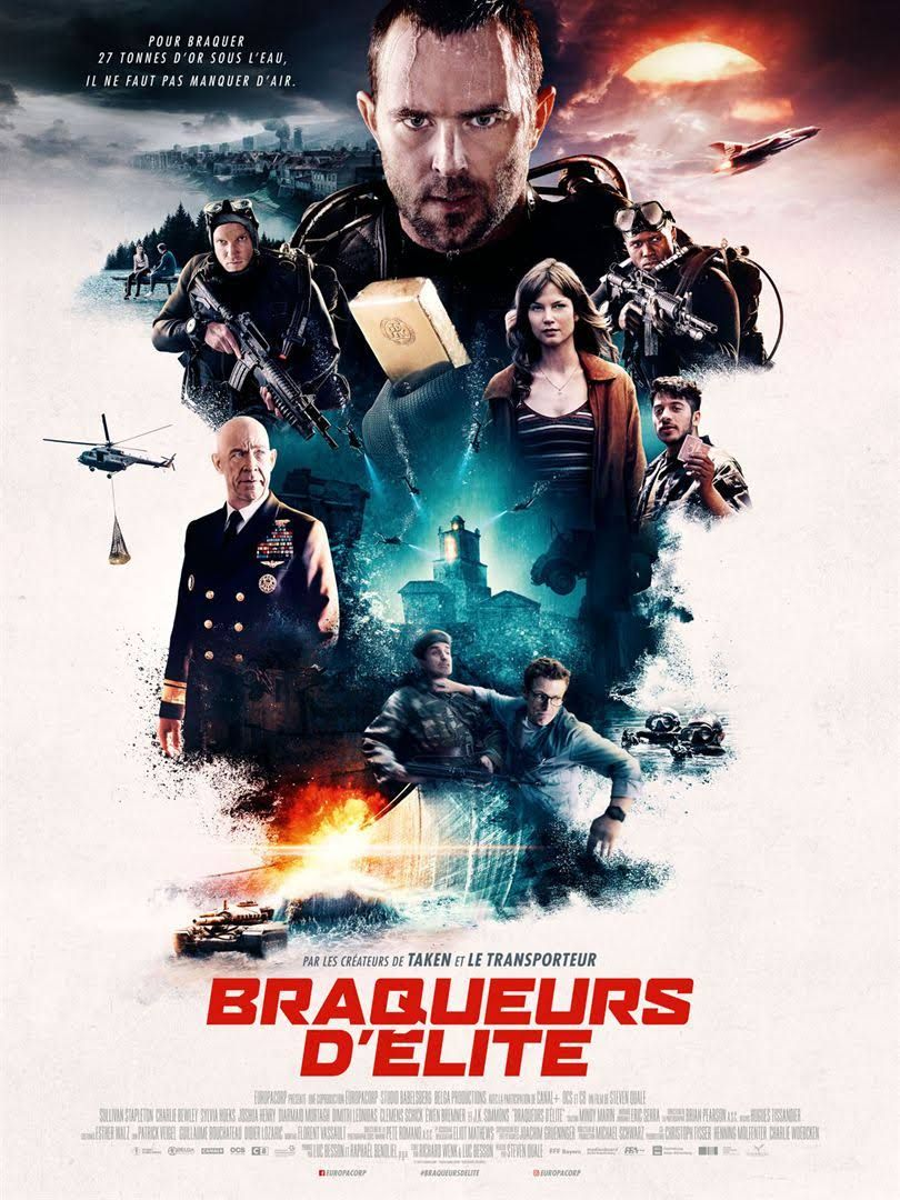 Braqueurs D Elite Renegades Steven Quale 2017 Free Movies Online Streaming Movies Full Movies