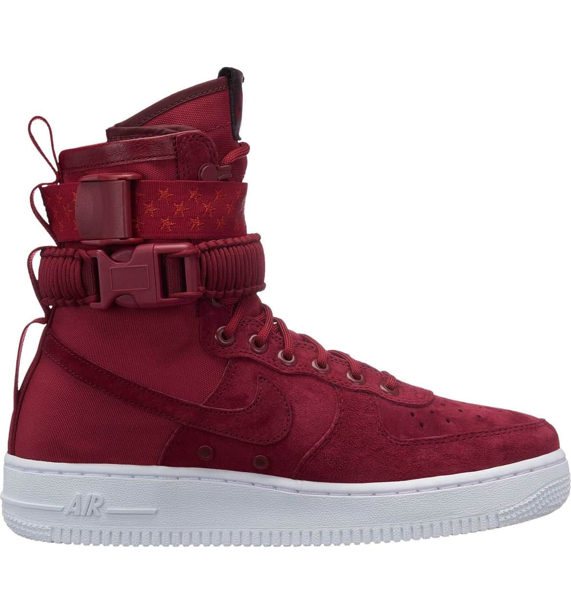 Nike Sf Air Force 1 High Top Sneaker Women With Images Womens