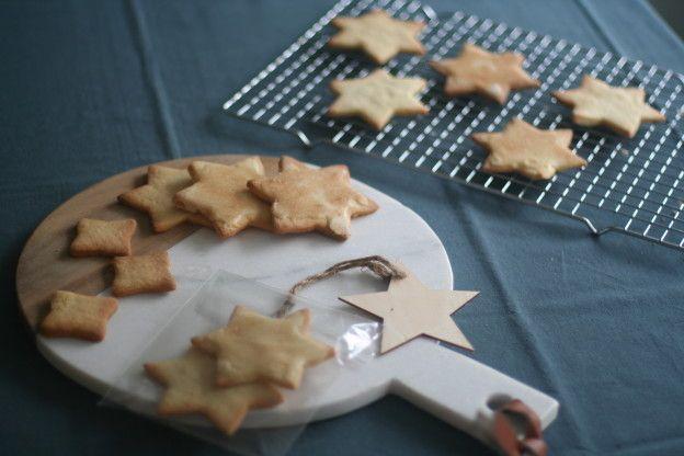 Kerstkoekjes met witte chocolade en kaneel | Leuk als kerstcadeau | Taste Our Joy!