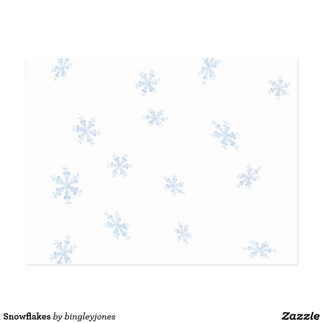 Snowflakes #Postcard   #snow #snowflake #winter ...