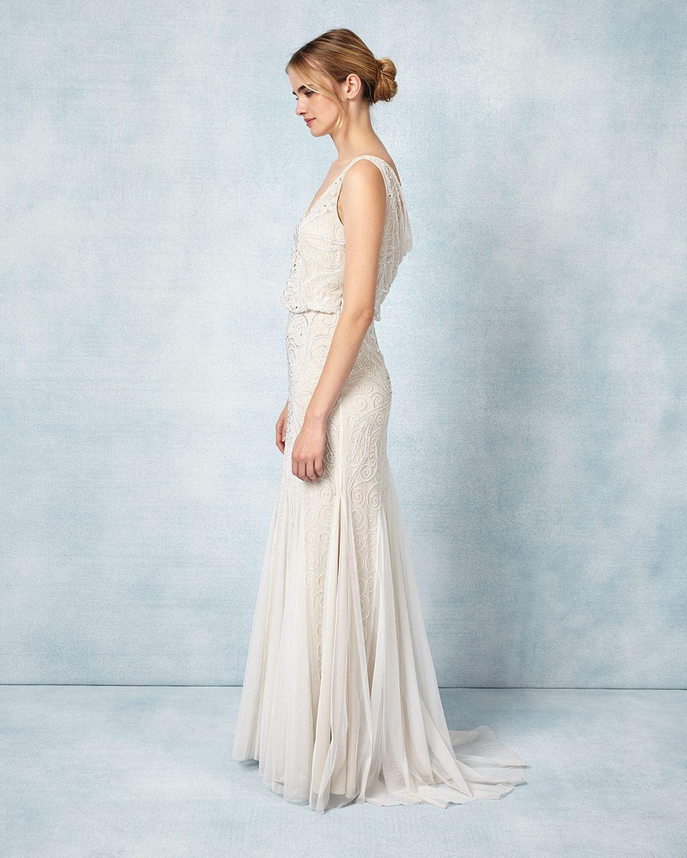 Phase Eight Cathlyn Wedding Dress Cream   Wedding celebration 2017 ...