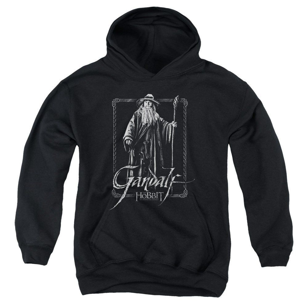 The Hobbit - Gandalf Stare Youth Pull-Over Hoodie