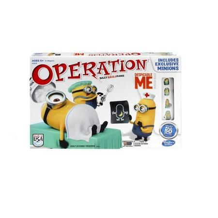 Operation Despicable Me 2 Silly Skill Game - Walmart.com