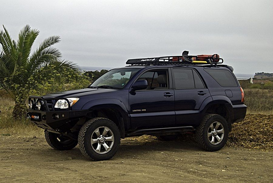 Baja Rack 4runner, Toyota 4runner, Roof racks