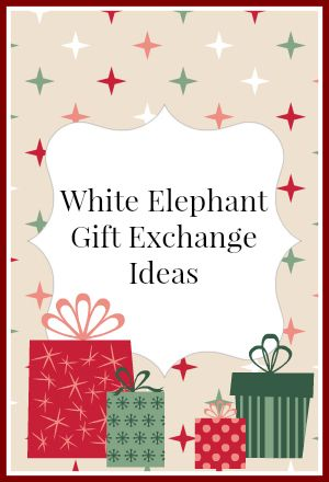 theme of a stolen white elephant 2017-12-8 whether you call it white elephant or dirty santa  select a theme and dollar limit for  a gift can be stolen more than once but.