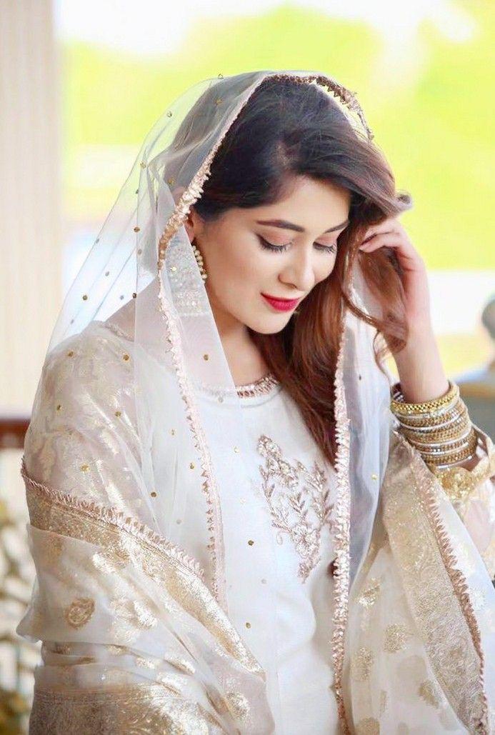 Azekah Daniel Stylish Party Dresses Purple Chiffon Dress Pakistani Bridal Dresses