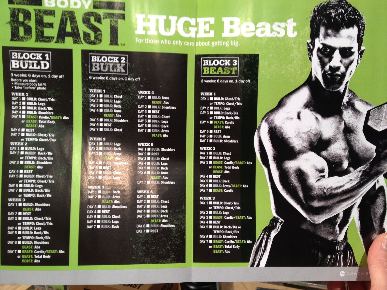 Pin By Stephen Coles On Body Beast By Beachbody