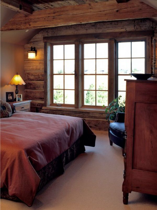 Traditional Bedroom Design With Rustic Furniture Set For The Home Impressive Style Bedroom Designs Set Property