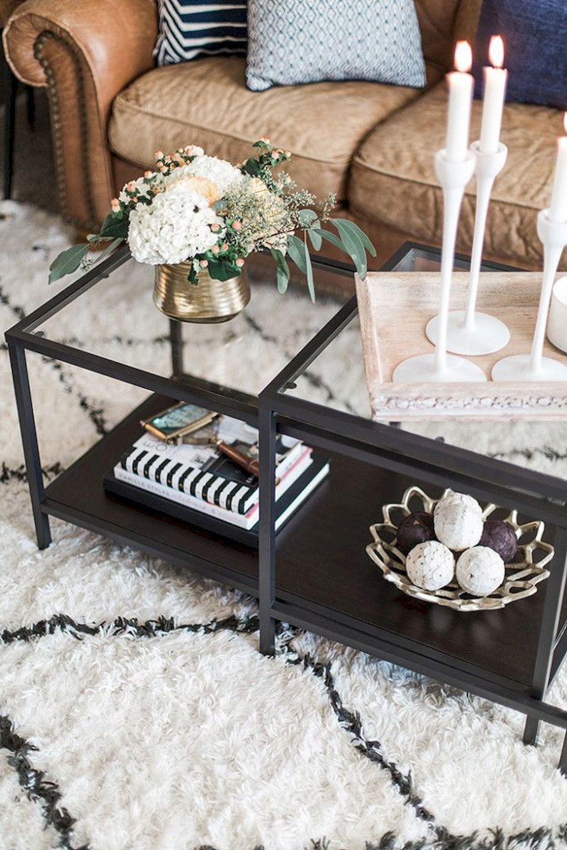 90 Cozy Apartment Living Room Decor Ideas   Decorating ...