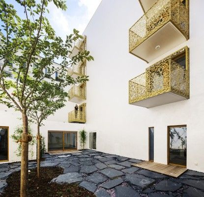 Casa diva aavp architecture vincent parreira for Casa diva