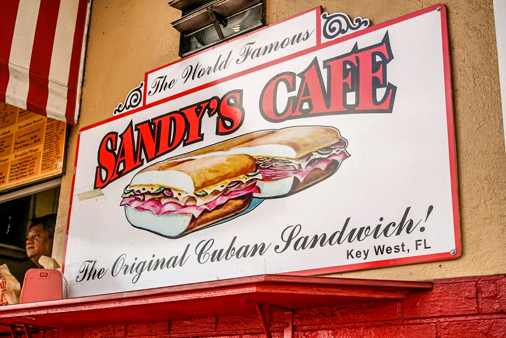 The Original Sandys At M M Laundry The Original Sandy S Cafe In Key West Key West The Originals Cafe