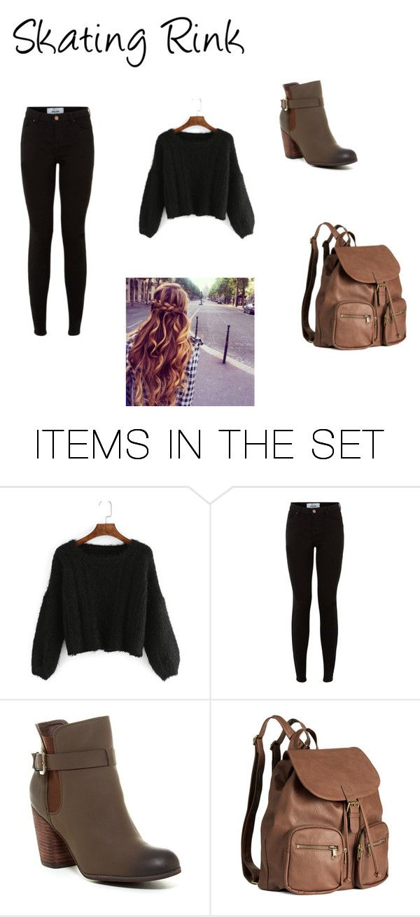 """""""Skating Rink"""" by lover-860 ❤ liked on Polyvore featuring art and 4everme"""