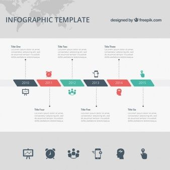 Timeline Timeline Infographic Infographic And Brochure Inspiration - Timeline ppt template