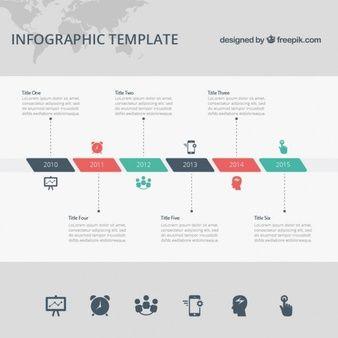 Timeline Timeline Infographic Infographic And Brochure Inspiration - Timeline ppt template