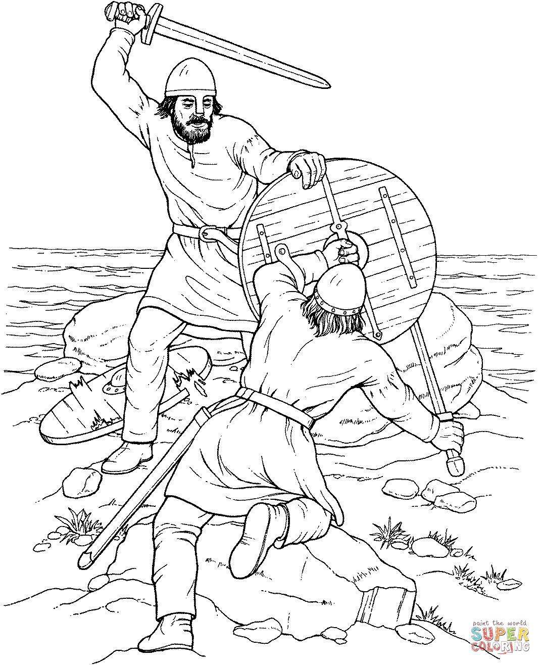 Viking Coloring Pages Images In 2019 Http Www Wallpaperartdesignhd Us Viking Coloring Pages Images In 2019 Coloring Pages Free Coloring Pages Viking History
