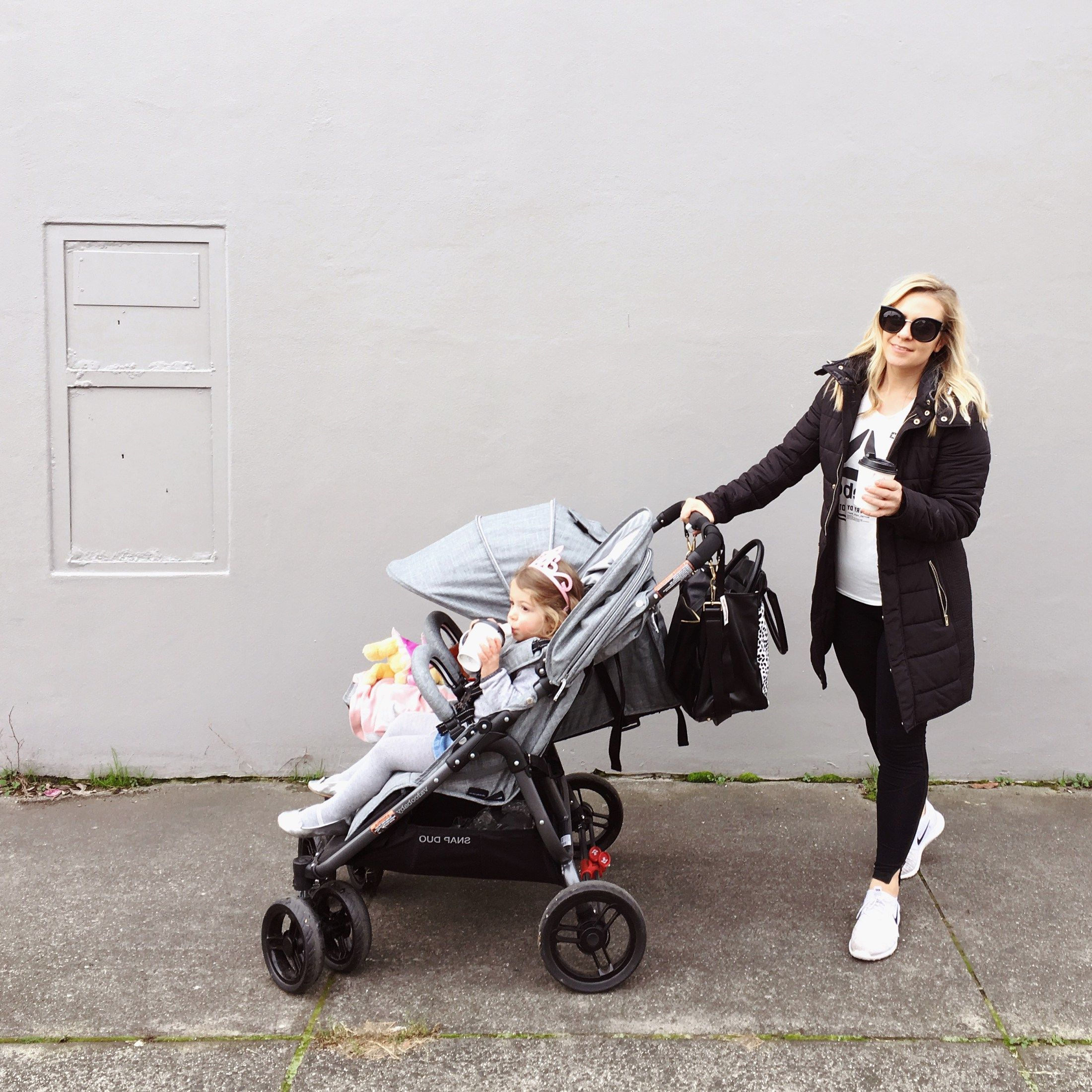 Valco Baby Snap Duo Tailormade double pram review