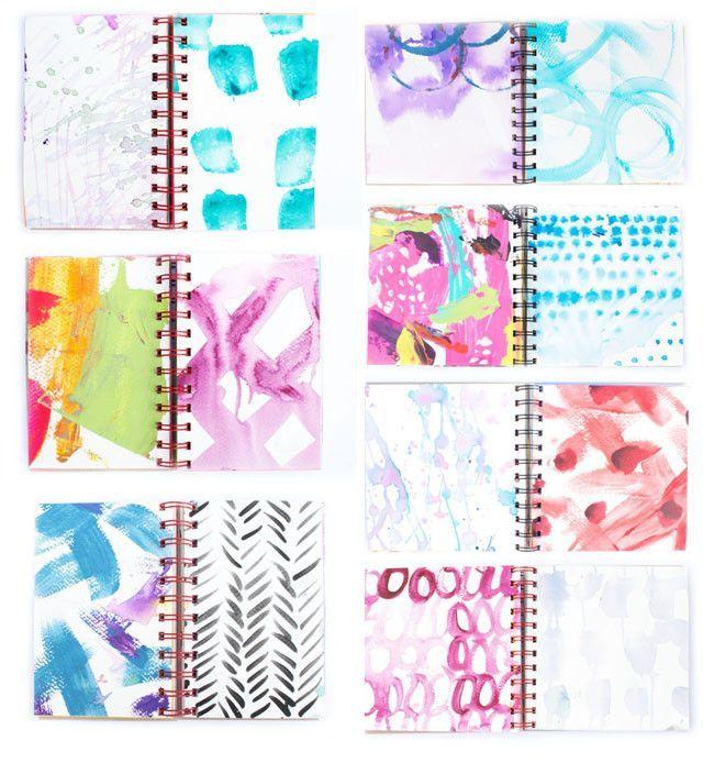 handmade art journal 37