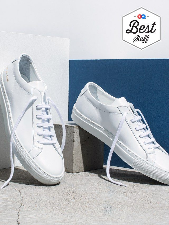 The Best White Sneakers In 2020 White Leather Sneakers Men Best White Sneakers Leather Sneakers Men