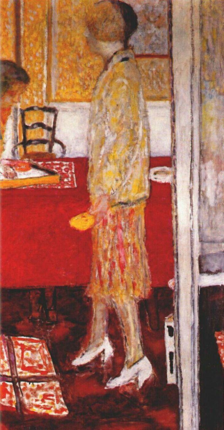 Pierre Bonnard E Suas Pinturas Grupo Les Nabis Inspiring Art
